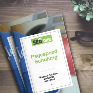 Pagespeed Schulung